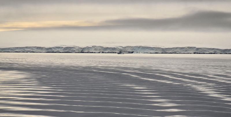 Corrugated Markham Sound