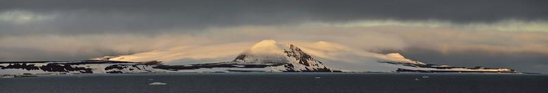 Arctic Night Sun