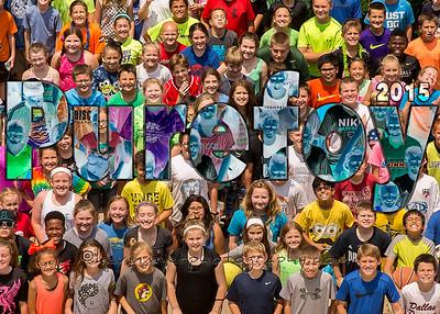Purefoy Elementary 5th Grade Party 2015
