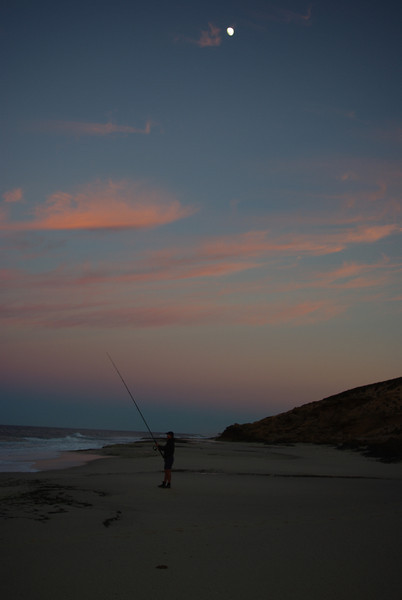 Dawn Fishing