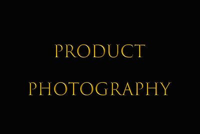 Procuct Photography