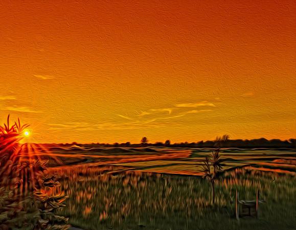 Purgatory Golf Art
