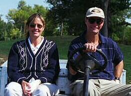 Cathy Rooney & Rick Moyer