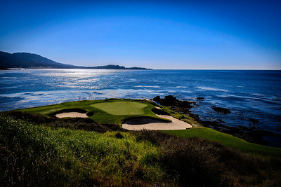 Pebble Beach Golf Course
