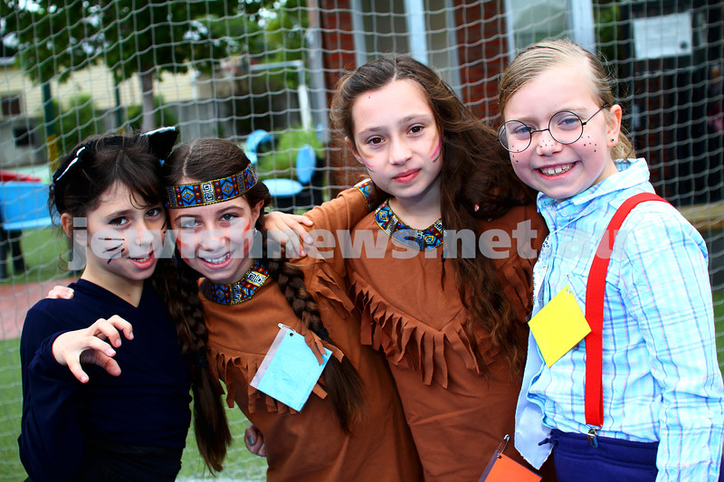 6-3-15. Purim 2015. Sholem Aleichem College. Photo: Peter Haskin