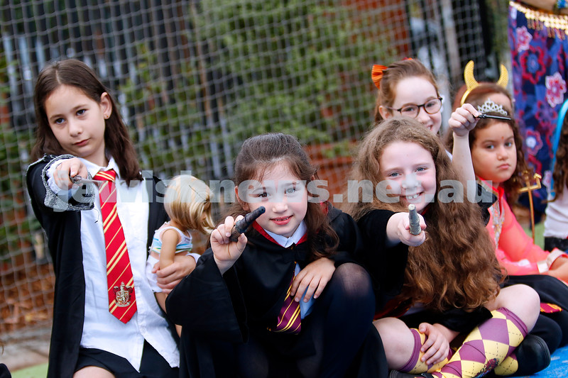 Purim 2019. Sholem Aleichem College. Photo: Peter Haskin