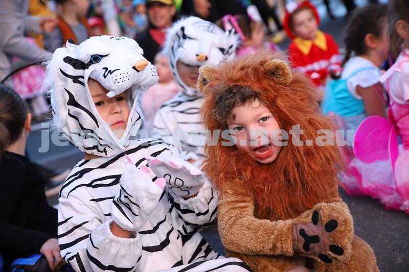 A roaring good Purim at Mount Scopus College. Photo: Peter Haskin