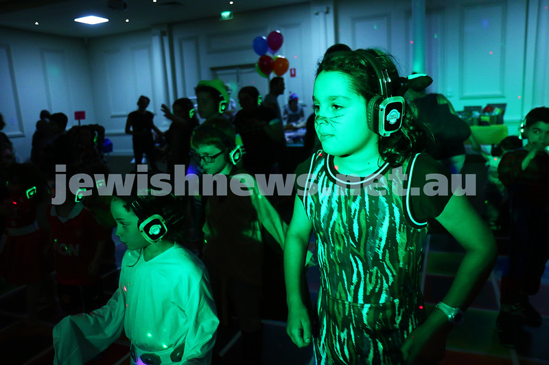Purim 2016. Caulfield Hebrew Congregation.  Photo: Peter Haskin