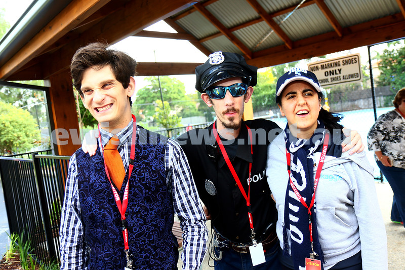 Purim 2016. Leibler Yavneh College. Photo: Peter Haskin