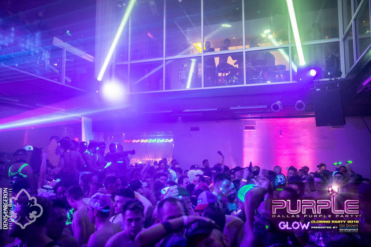 GLOW | Closing Party 2016