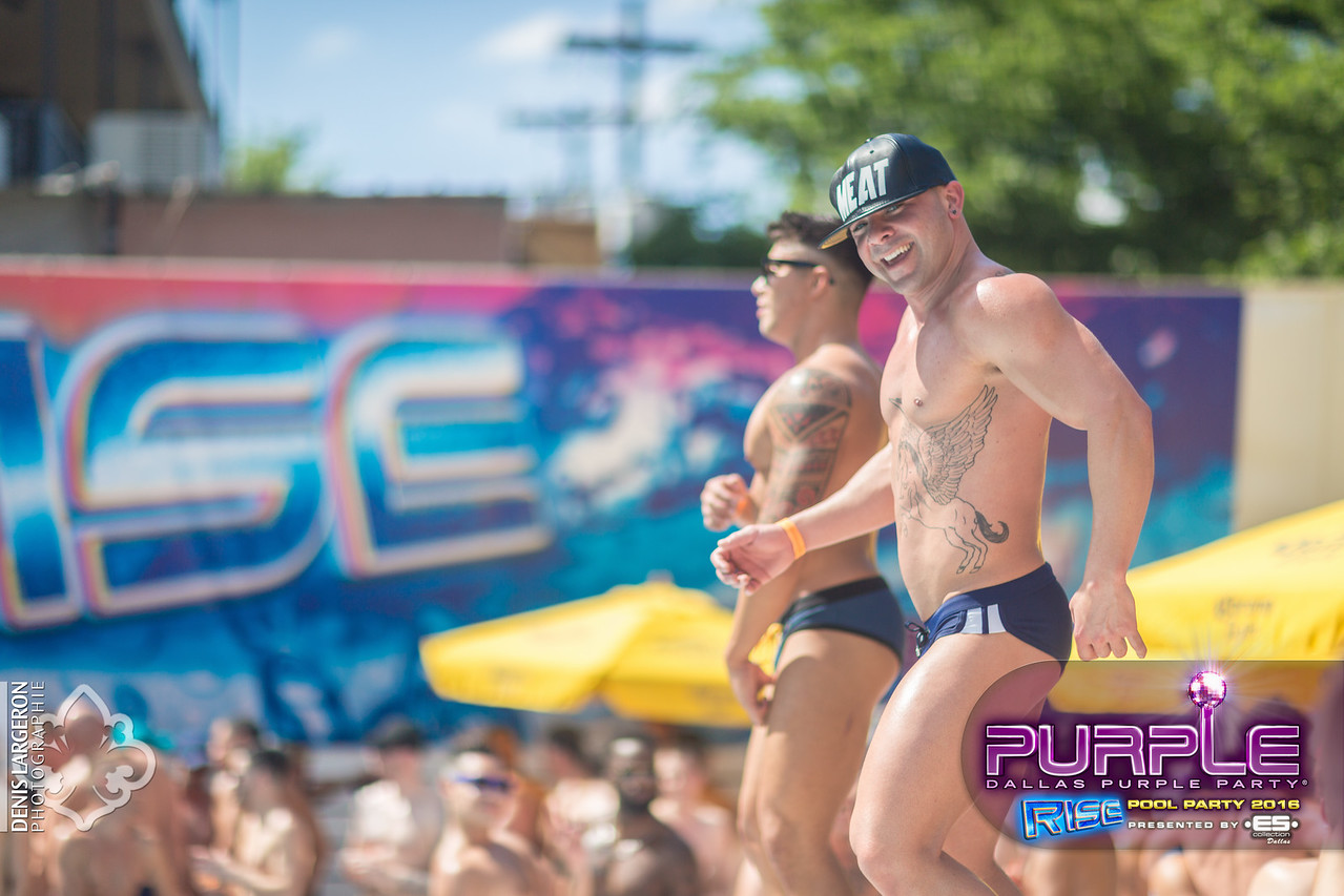 RISE | Pool Party 2016