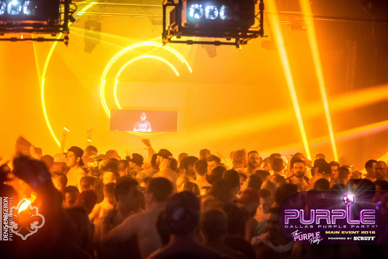 THE PURPLE PARTY   Main Event 2016