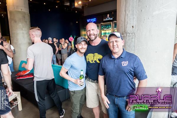 PUMP! | Welcome Mixer 2017