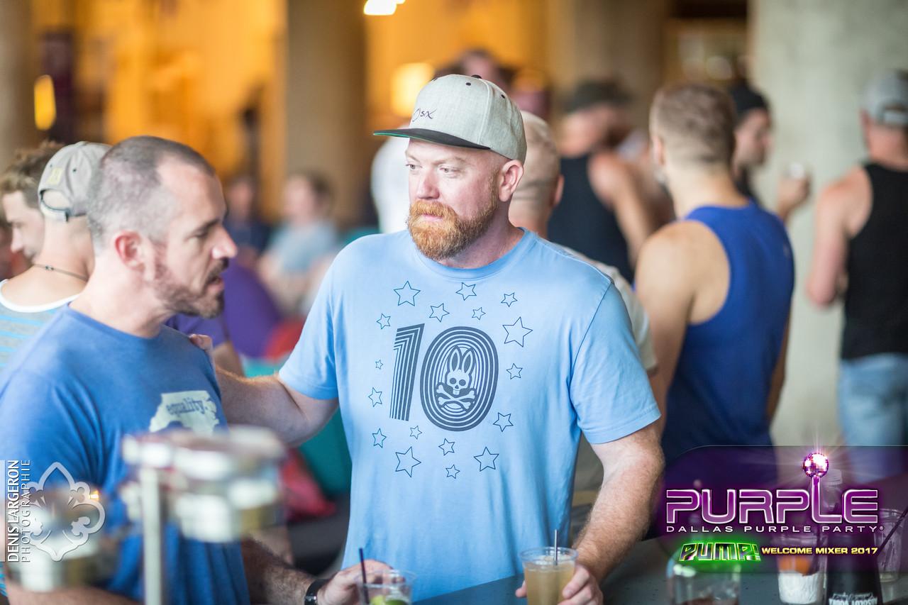PUMP!   Welcome Mixer 2017
