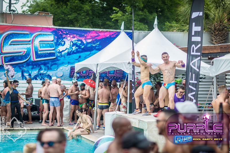 RISE | Pool Paty 2017