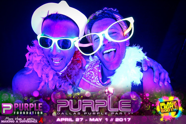 """Dallas Purple Party 2017"" @ Southside Ballroom - Dallas, TX 