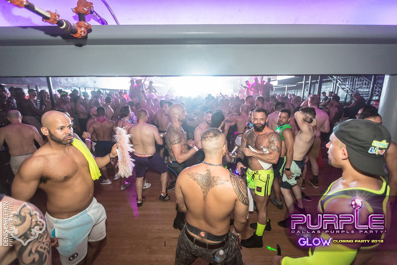 GLOW | Closing Party 2018