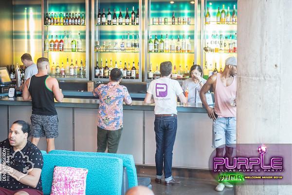 PUMP   Welcome Mixer 2018