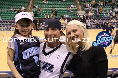 Jazz vs Lakers 02-11-09