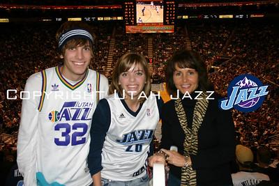 Jazz vs Magic Dec 13, 2008 - Purple