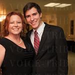 Melanie Miller and Kevin Deck.