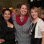 Maria Dela Cruz, Jessica Sharon and Jessica Vivona.