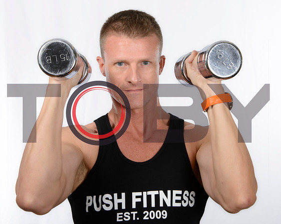 Push Fitness July Toby's Photos