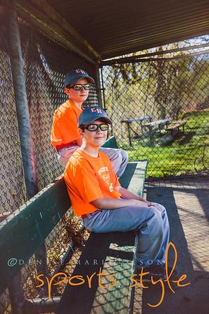 2015 Elmira Heights Little League
