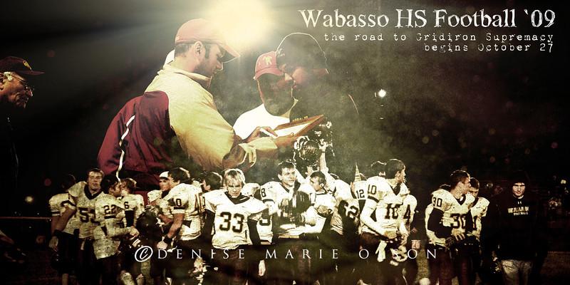 Wabasso Football 2009