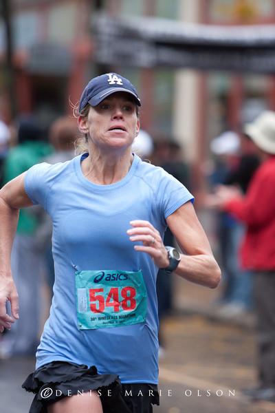 2011 Wineglass Marathon - Corning NY