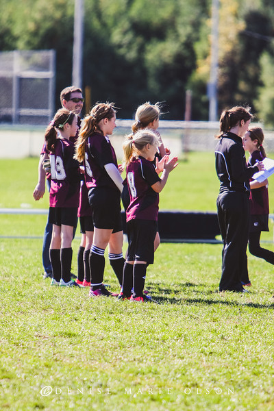 Groton-Dunstable Soccer - October 2012
