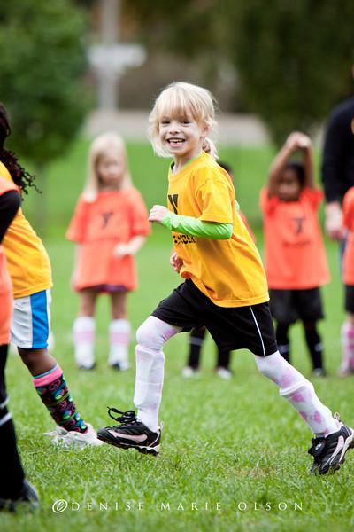 September 24, 2011 - YMCA Youth Soccer