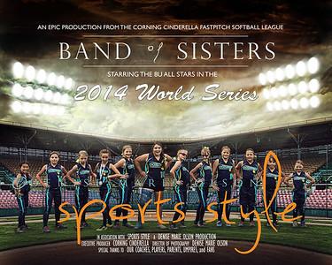 2014 Cinderella WORLD SERIES / ALL STARs