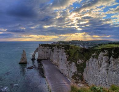 3. Etretat, France