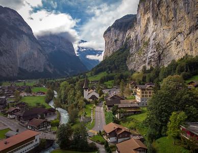 1. Lauterbrunnen, Switzerland