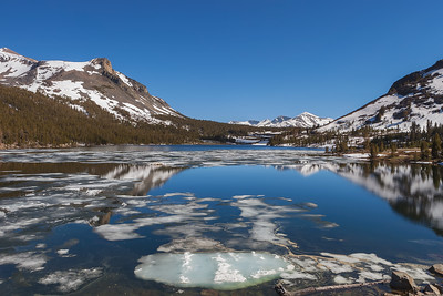 Tioga Lake, California, USA.