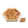 Hex 10 Brain Teaser Puzzle