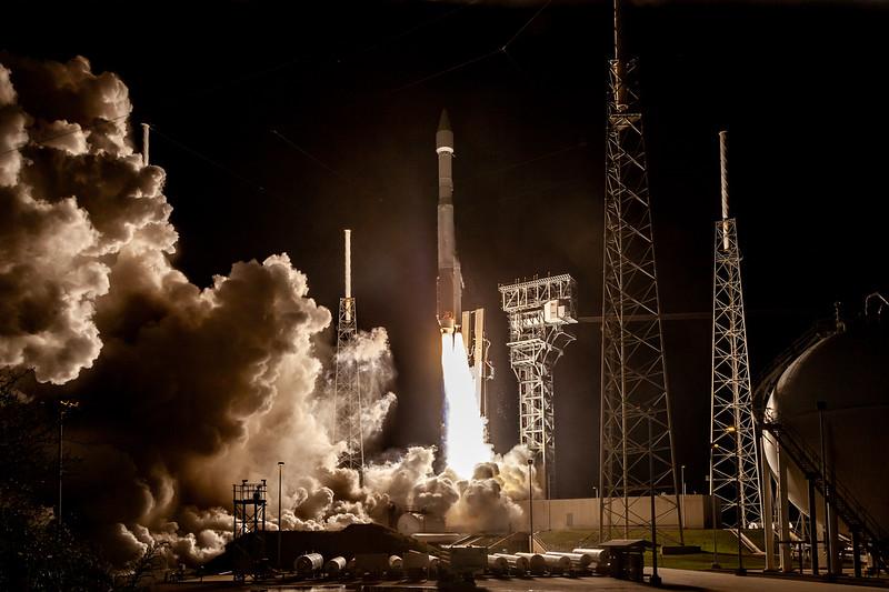 Solar Orbiter Launch