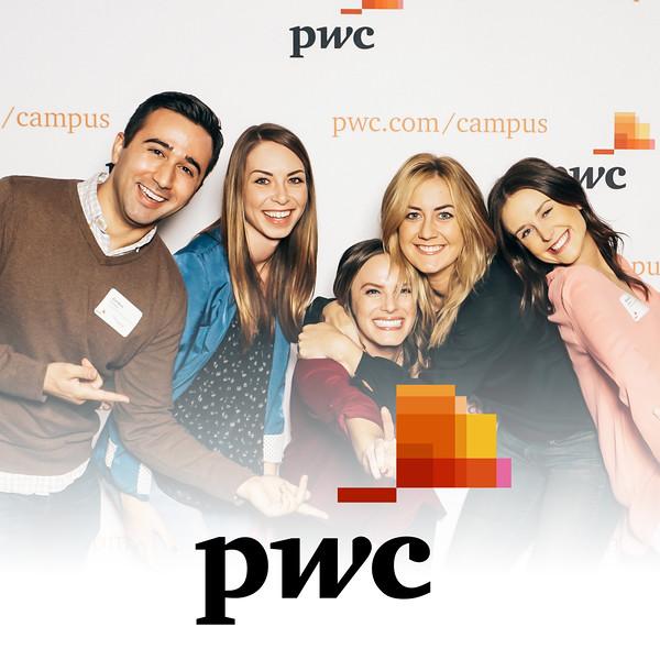 PwC Offer Celebration