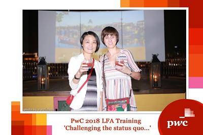 Pwc 2018 LFA Training Event Photobooth - Chụp hình in ảnh lấy liền Sự kiện