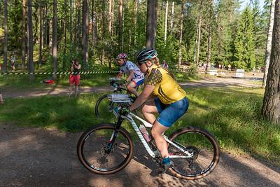 Koovee - naisten mestari - Henna Saarinen