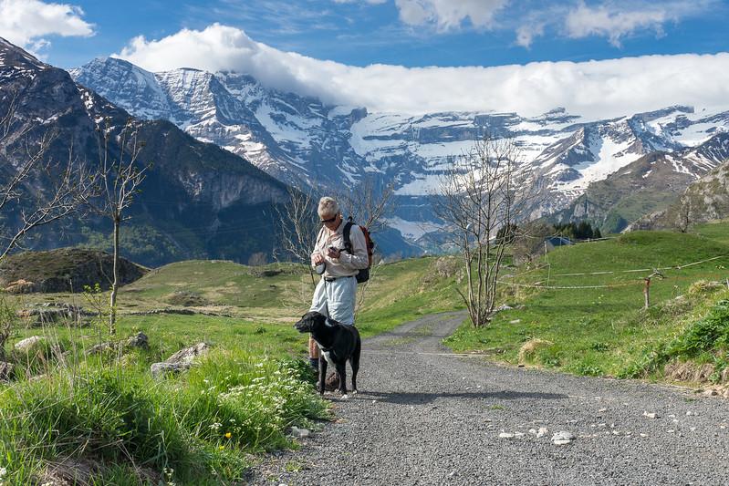 Plateau de Saugue - Hiking out to see more of Cirque De Gavarnie