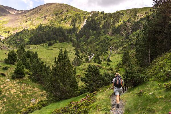 Pyrenees - Saint Lary Soulan