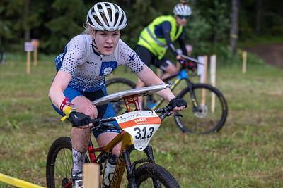Kaarina Nurminen - nuorten MM-kultaa