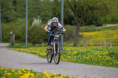 Ingrid Stengård - SM-hopeaa