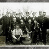 "The Knights of Pythias gather around an old keg in the backyard.<br /> <br /> <br /> <a href=""http://www.rootsweb.ancestry.com/~iaohms/biography/pioneer_knights_pythias.html"">http://www.rootsweb.ancestry.com/~iaohms/biography/pioneer_knights_pythias.html</a><br /> <br /> <br /> <a href=""http://pakofp.org/events.html"">http://pakofp.org/events.html</a>"