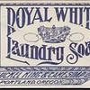 Soap used in 1914