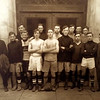 January, 20, 1914, Lincoln, High, School, Boys, Soccer, Team, Portland, Oregon