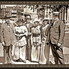 Senator, Oregon, member, Shipping, Board, left, Mrs, Swensson, Miss, Orella, Chapman, Leila, Campbell, Saide, Maxwell, Philip, Bates, 1914