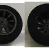 Foam tires